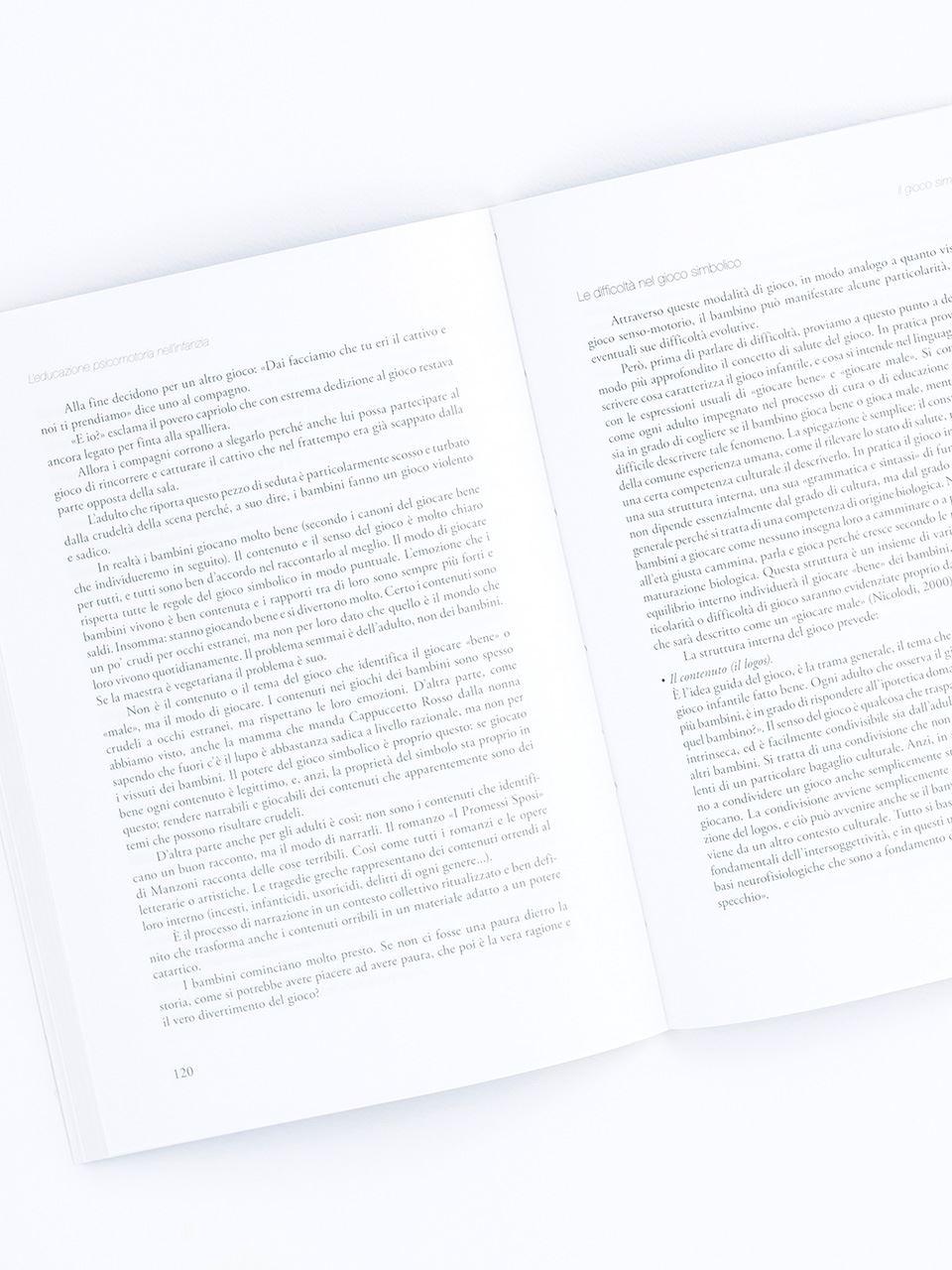 L'educazione psicomotoria nell'infanzia - Libri - Erickson 2