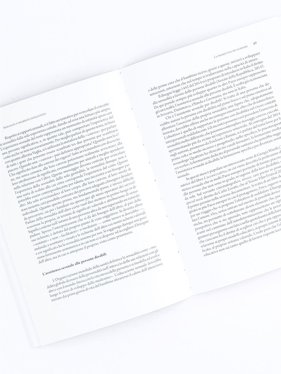 Sessualità e disabilità intellettiva - Libri - Erickson 2