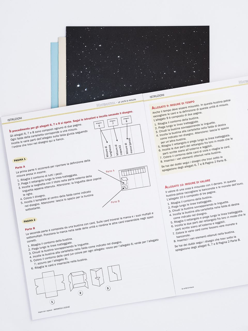 Imparo con i lapbook - Matematica e scienze - Clas - Libri - Erickson 2