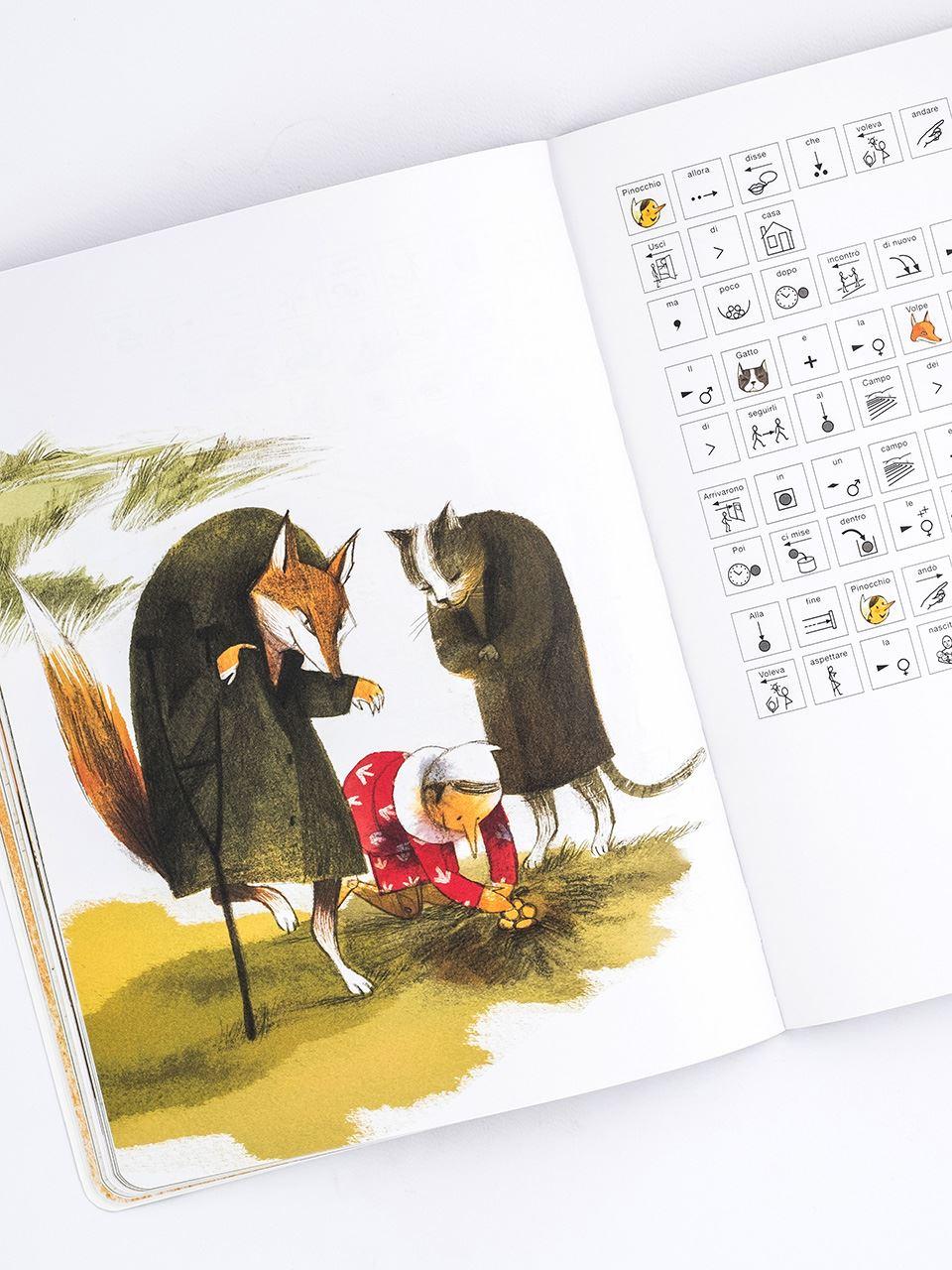 I Classici con la CAA - Pinocchio - Libri - Erickson 2
