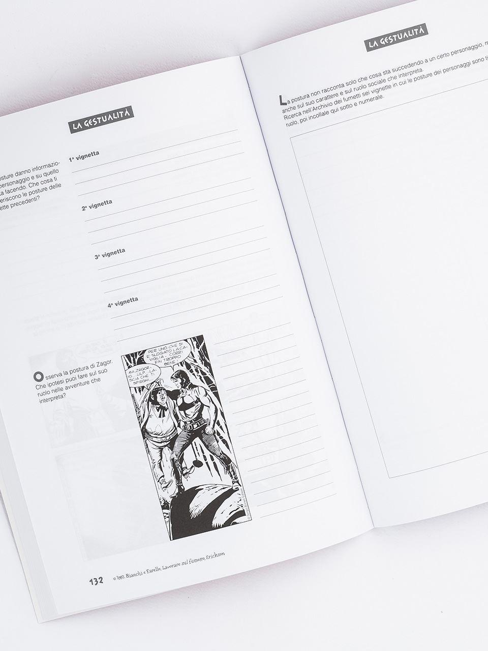 Lavorare sul fumetto - Libri - Erickson 2