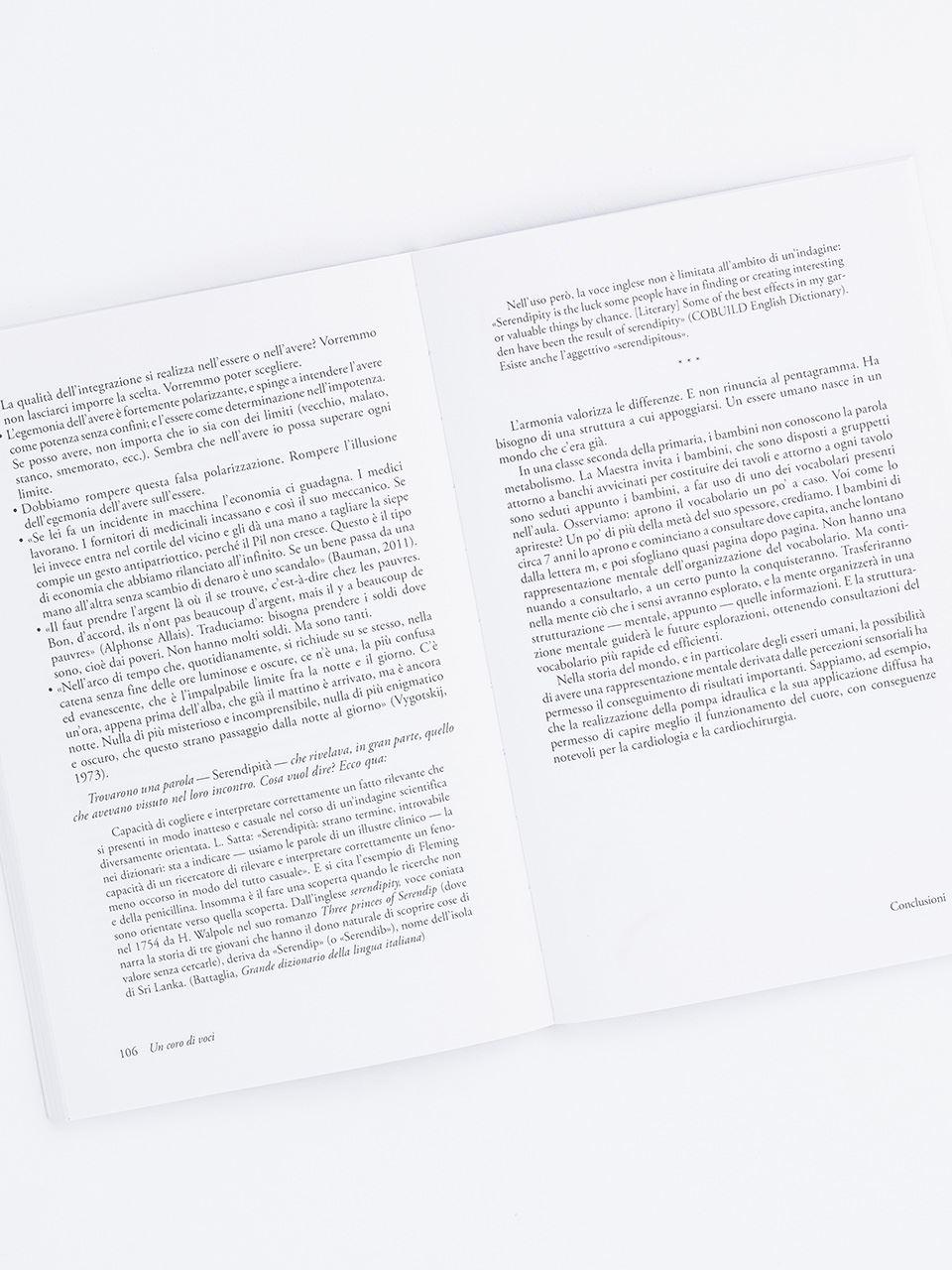 Un coro di voci - Libri - Erickson 2