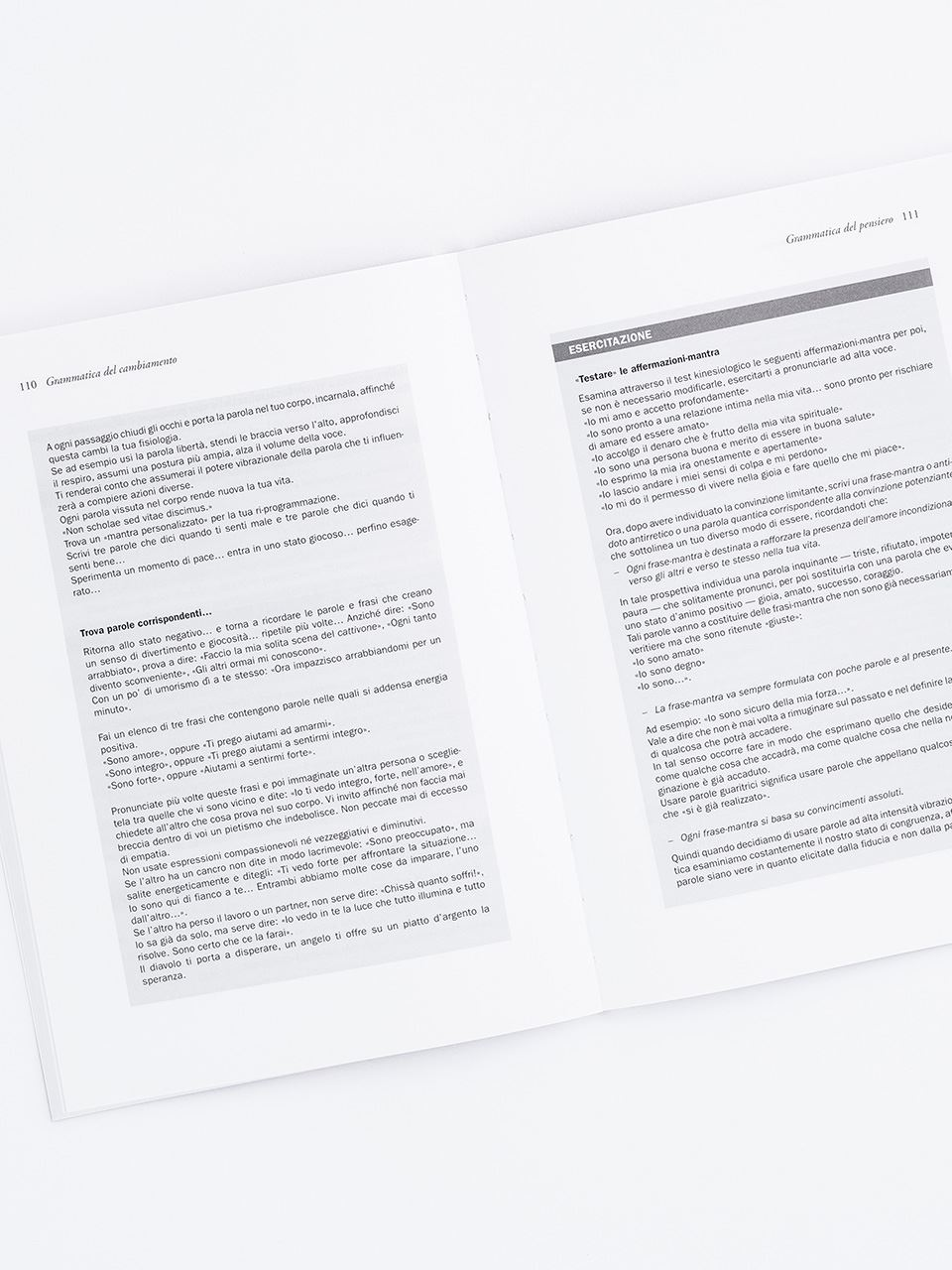 Grammatica del cambiamento - Libri - Erickson 2