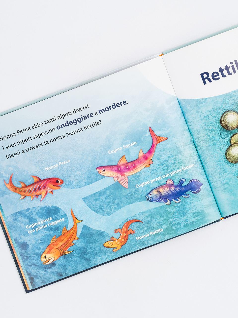 Mia nonna era un pesce - Libri - Erickson 2