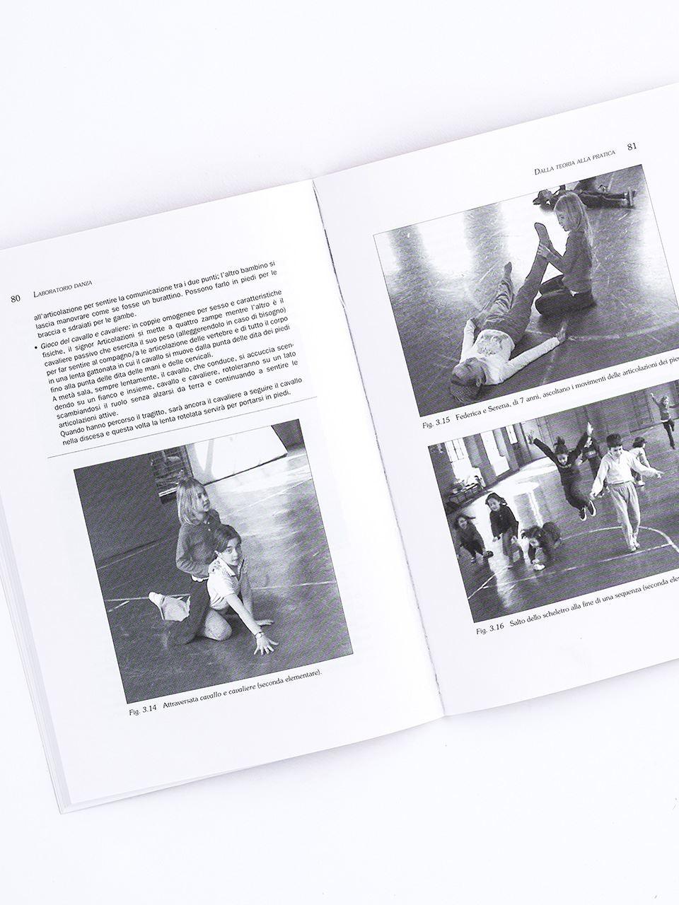 Laboratorio danza - Libri - Erickson 2