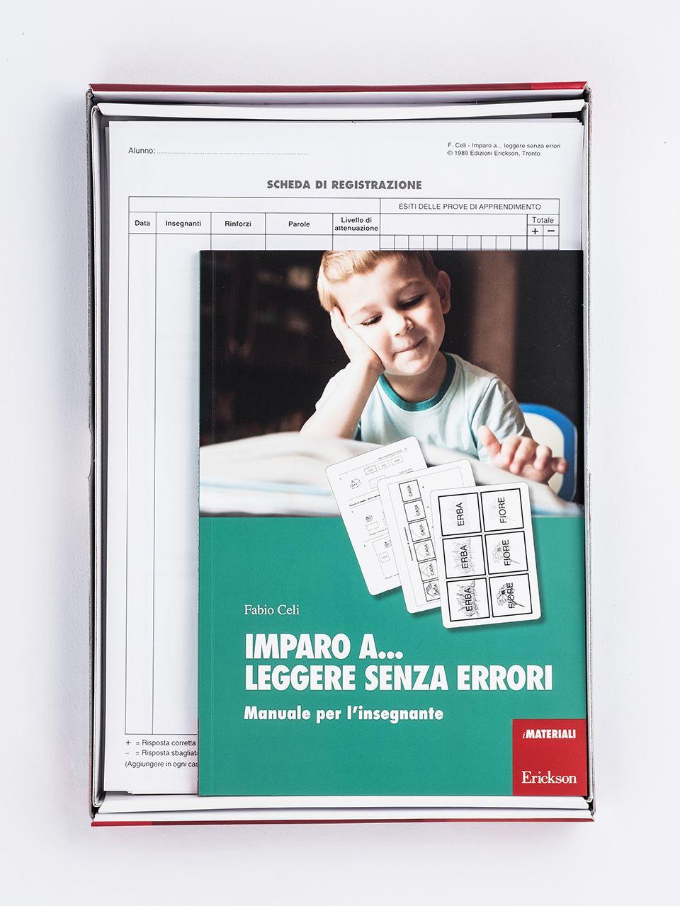 Imparo a... leggere senza errori - Libri - Erickson 2