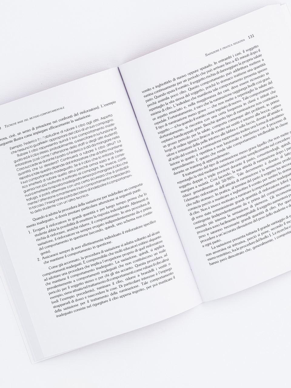 Tecniche base del metodo comportamentale - Libri - Erickson 2