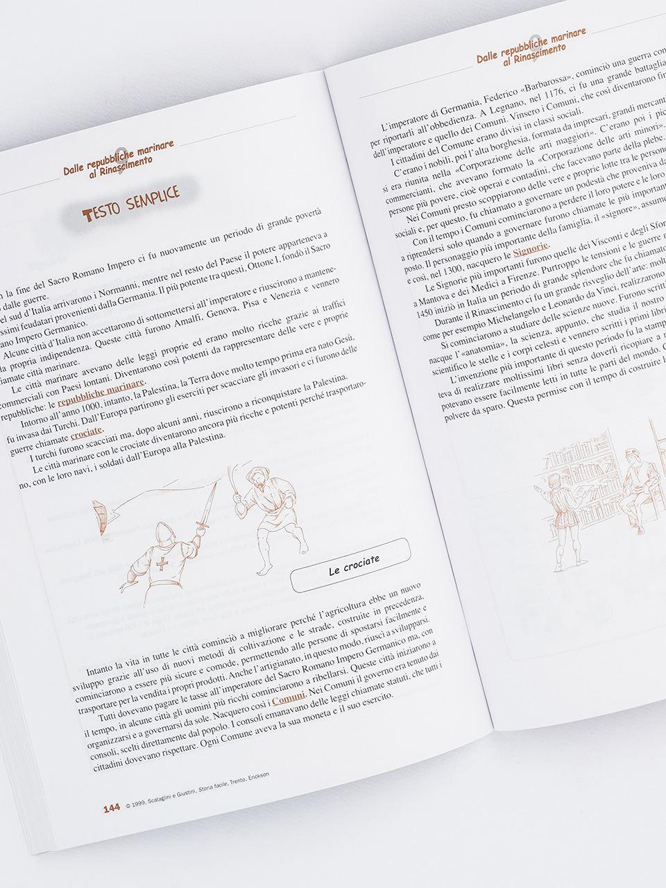 Storia facile - Libri - App e software - Erickson 2