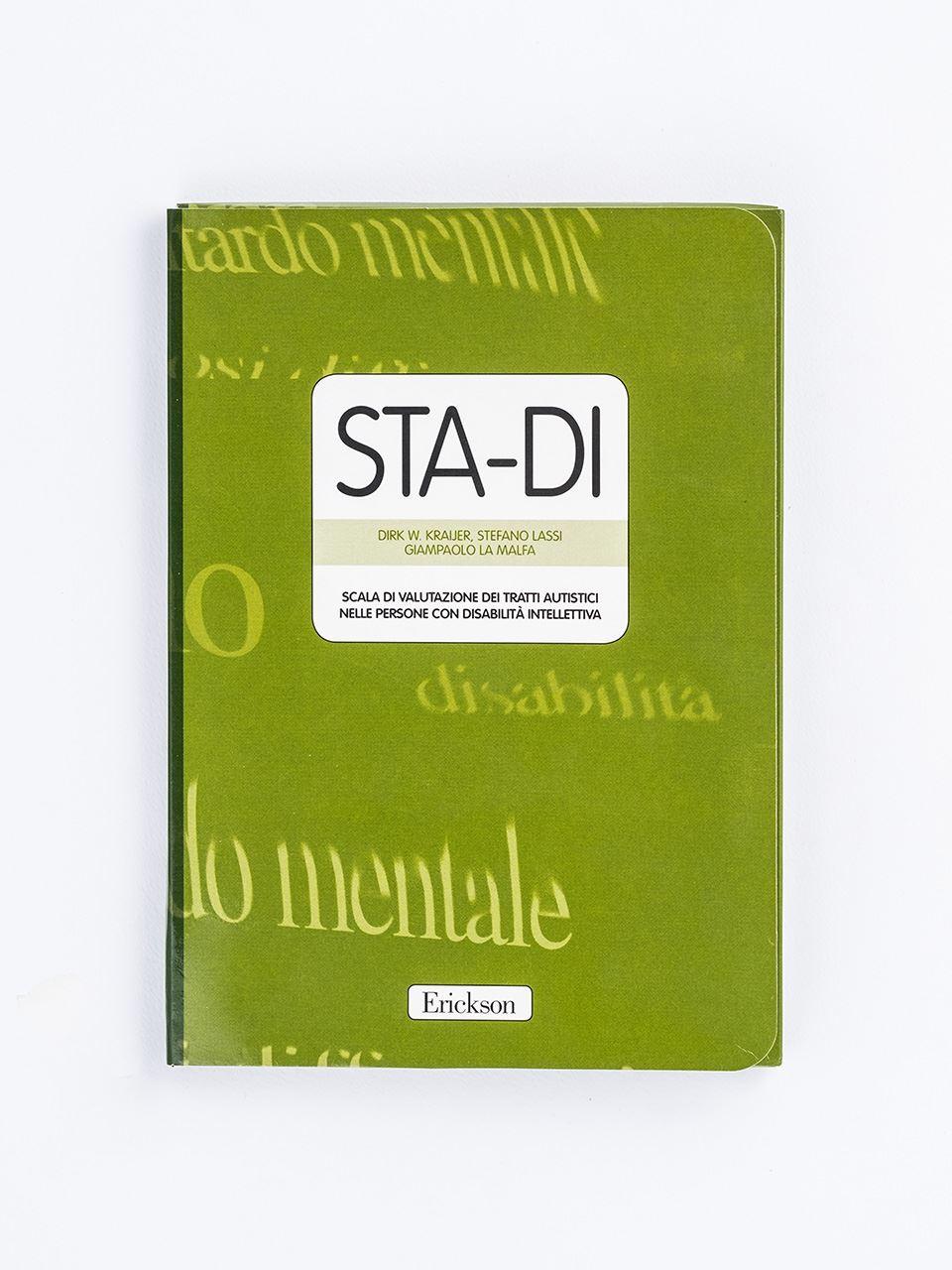 STA-DI - Scala di valutazione dei Tratti Autistici - Libri - Erickson 2