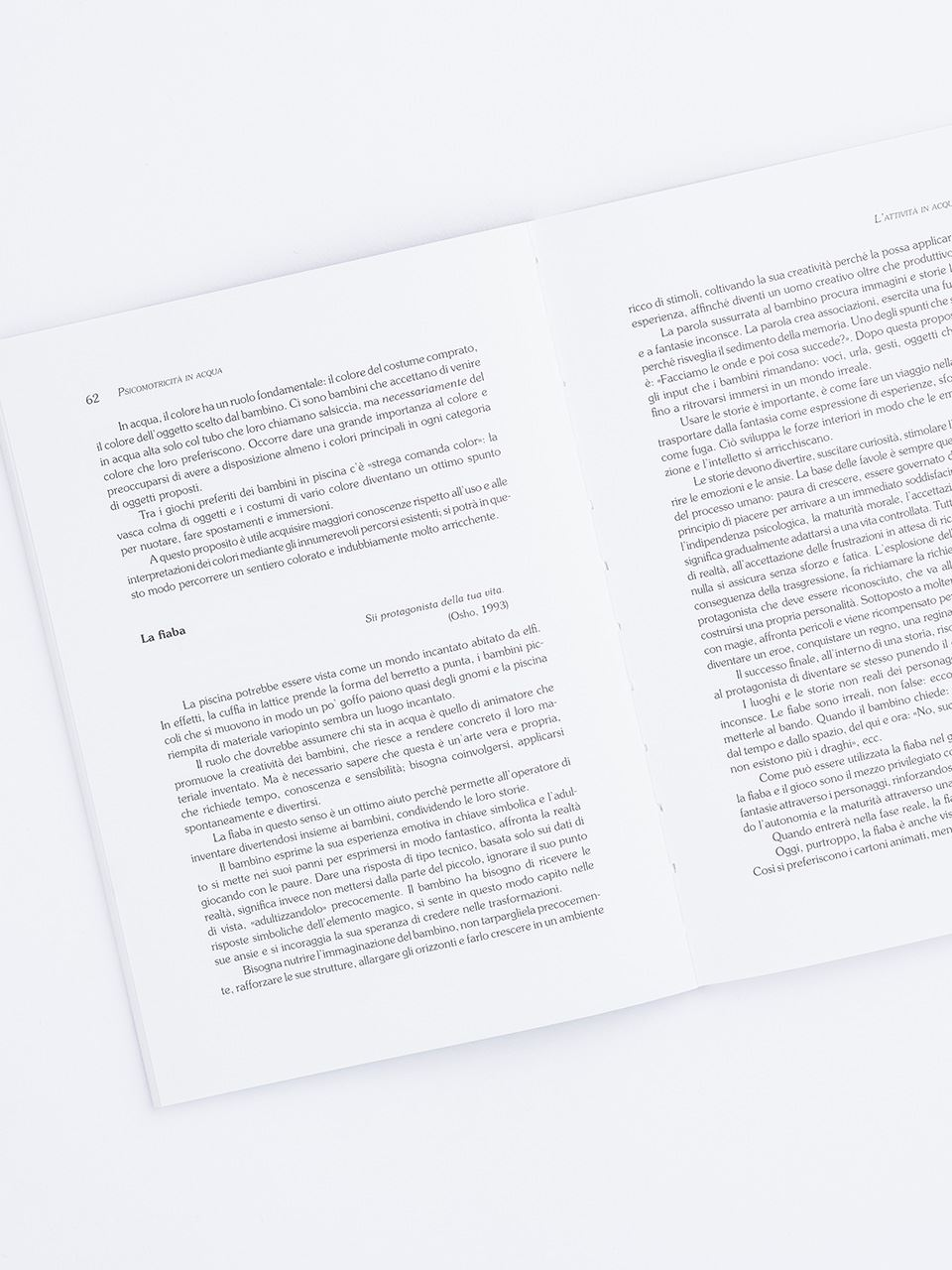 Psicomotricità in acqua - Libri - Erickson 2