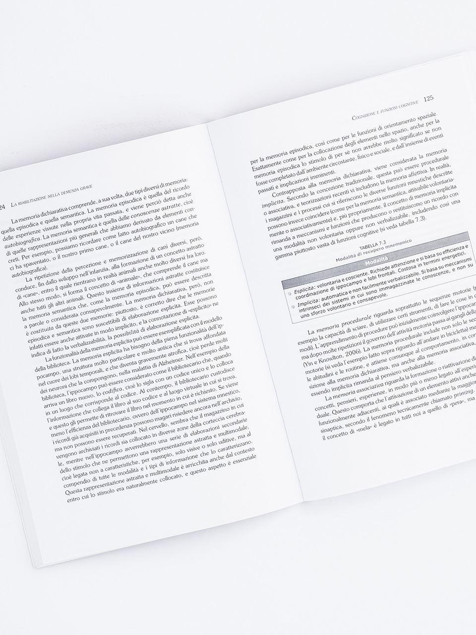La riabilitazione nella demenza grave - Libri - Erickson 2