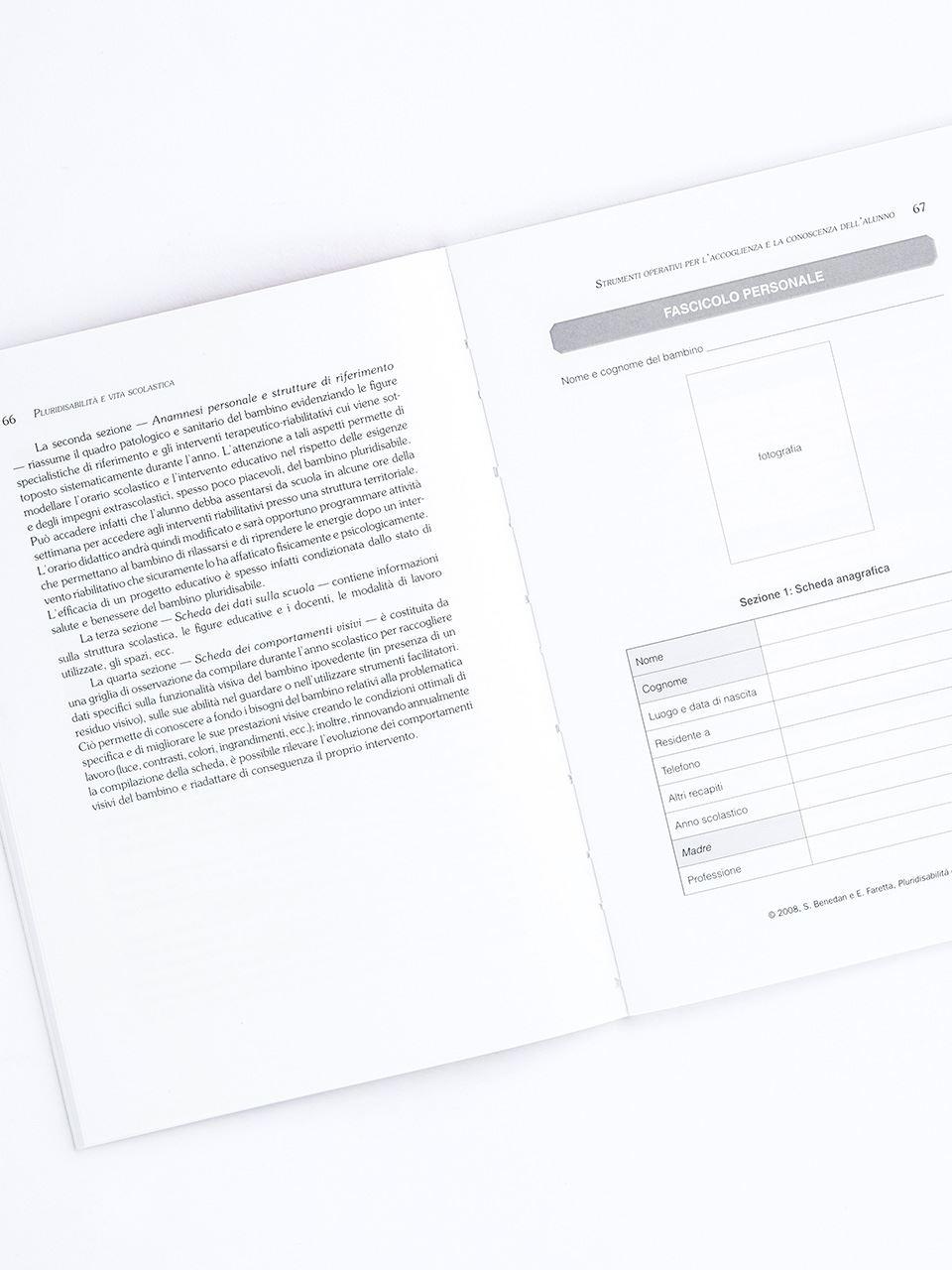 Pluridisabilità e vita scolastica - Libri - Erickson 2
