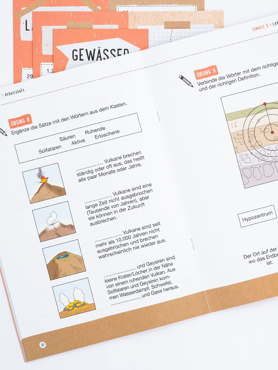 CLIL mit LAPBOOK - Geografie - Classe quarta - Libri - Erickson 7