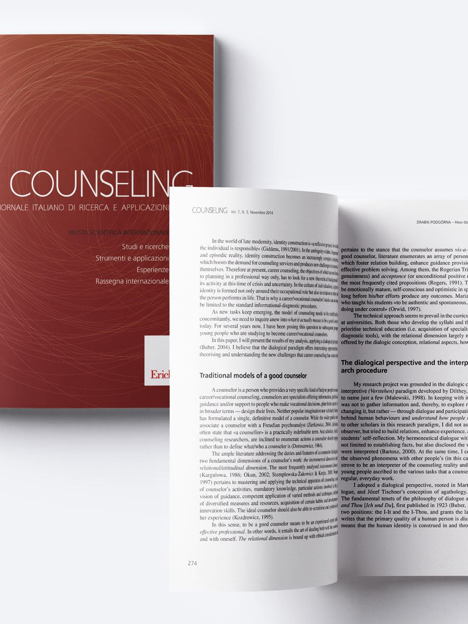 Counseling - Riviste - Erickson 3