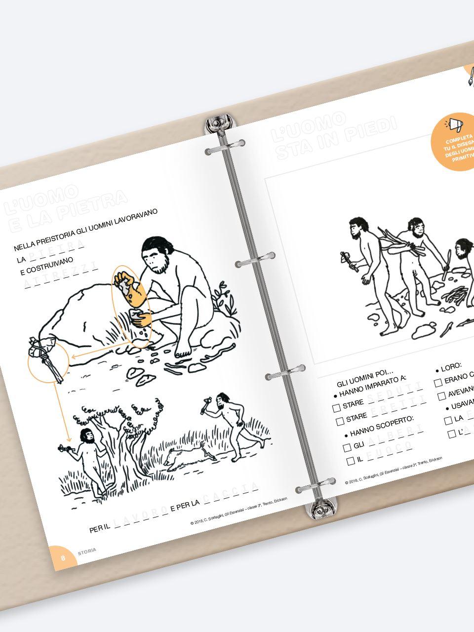 Gli essenziali - Libri - Erickson 2