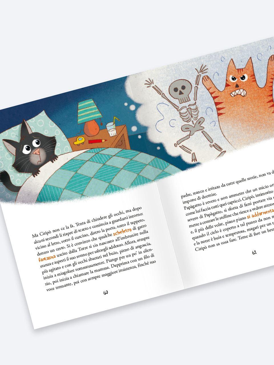 Ciripò gatto fifone - Libri - Erickson 2