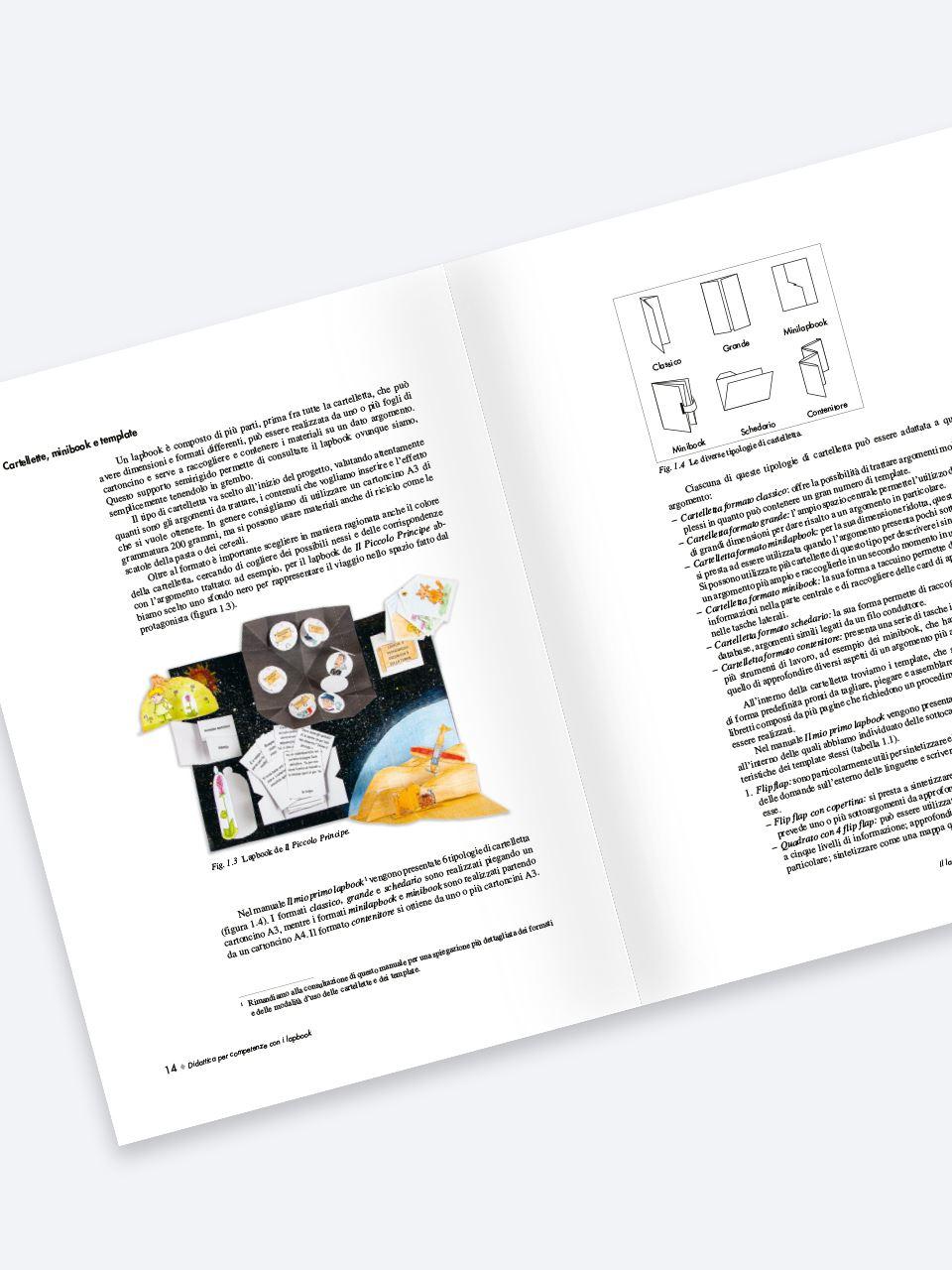 Didattica per competenze con i lapbook - Libri - Erickson 2
