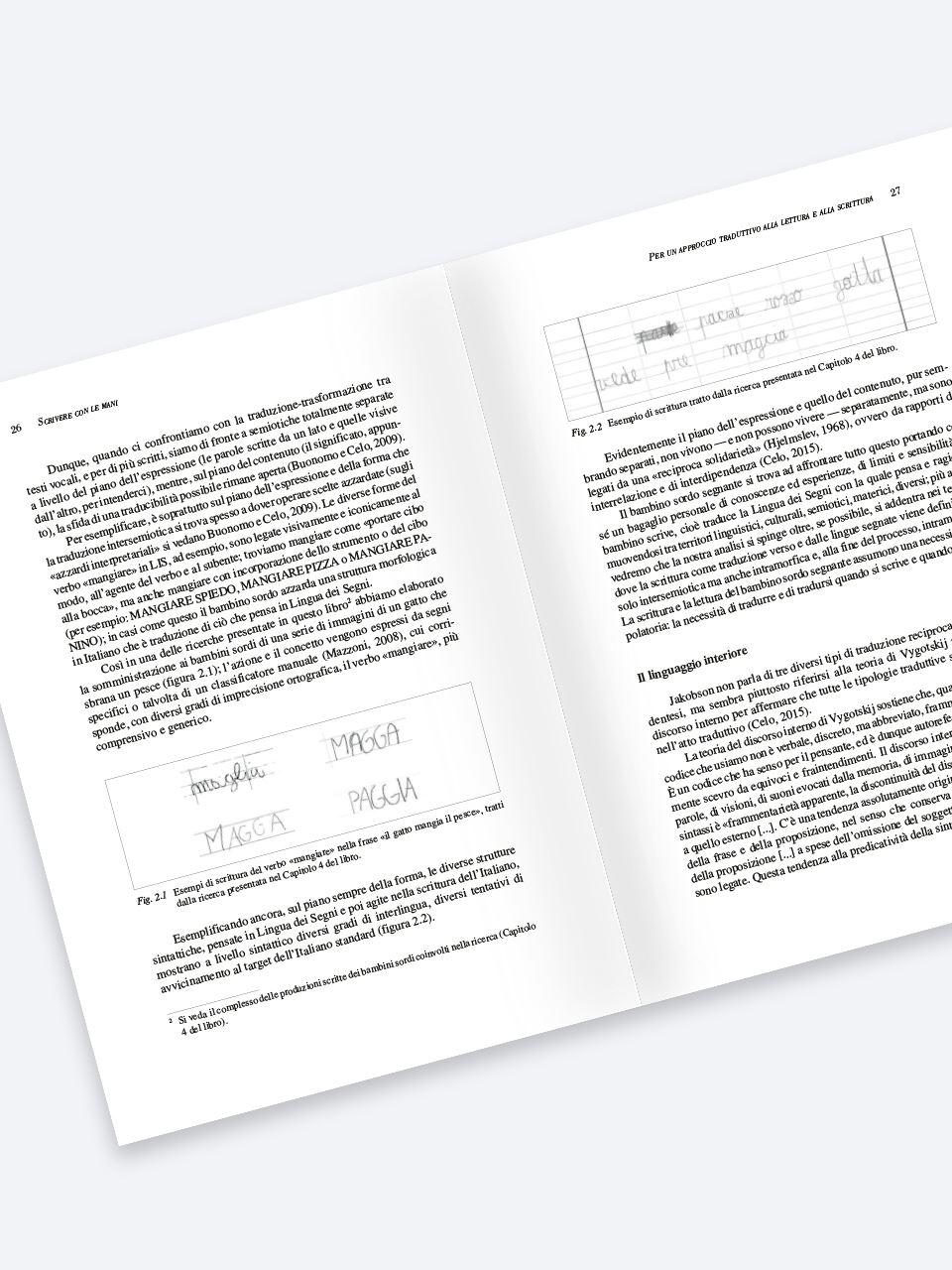 Scrivere con le mani - Libri - Erickson 2