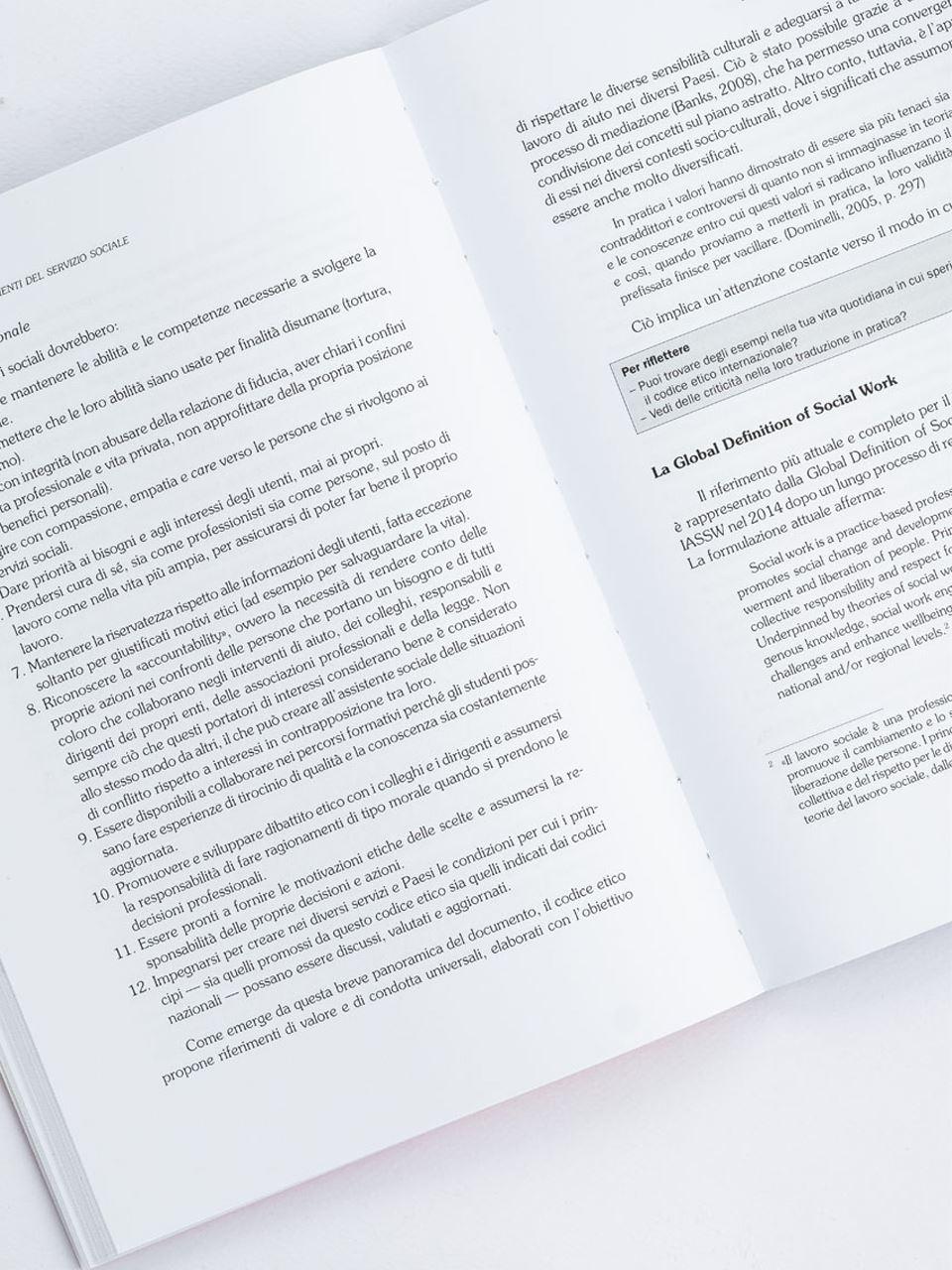Principi e fondamenti del servizio sociale - Libri - Erickson 2