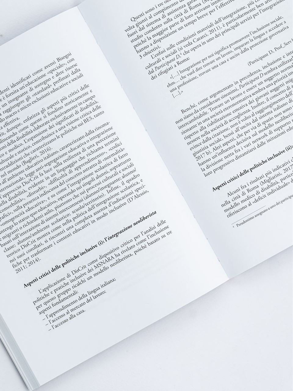 Disability Studies e inclusione - Libri - Erickson 2