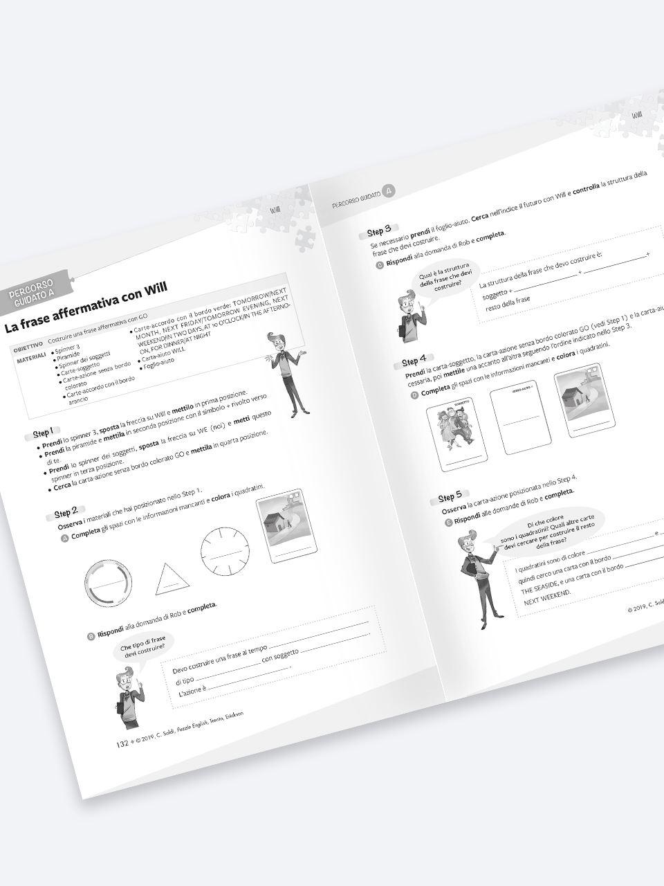 Puzzle English - Libri - Erickson 2