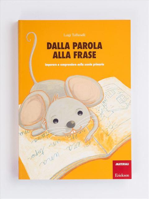 Dalla parola alla frase - ItalianoImparo 13 - Libri - Erickson 2