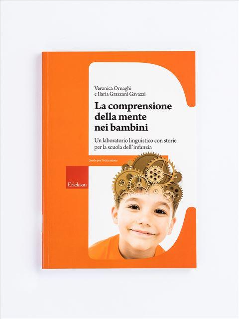 La comprensione della mente nei bambini - Mettiti nei miei panni - Libri - Erickson