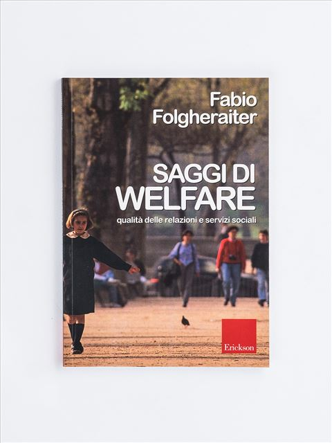 Saggi di welfare - Relational Social Work - Erickson