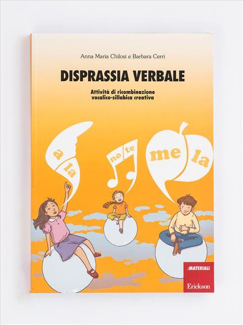 Disprassia verbale - App e software per Scuola, Autismo, Dislessia e DSA - Erickson 2