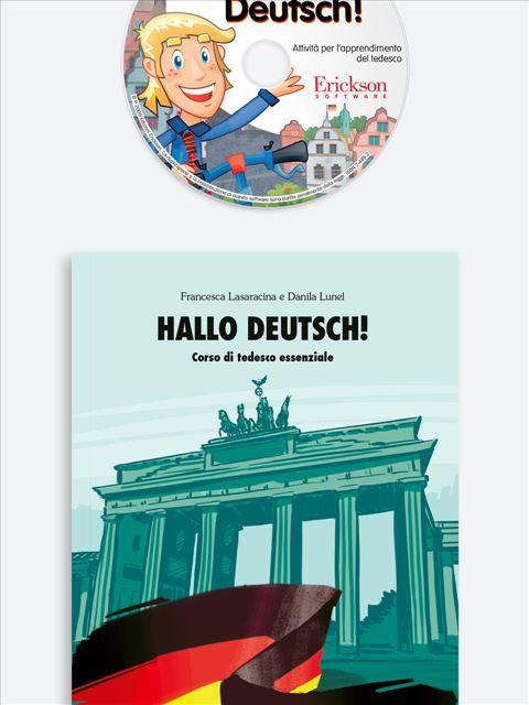 Hallo Deutsch! - App e software per Scuola, Autismo, Dislessia e DSA - Erickson 3