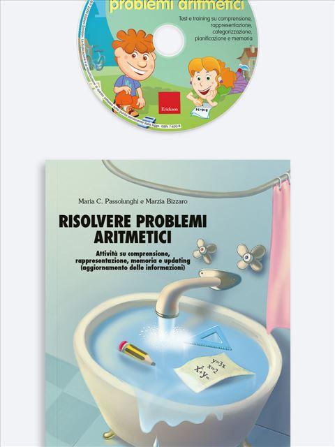 Risolvere problemi aritmetici - Libri - App e software - Erickson 7