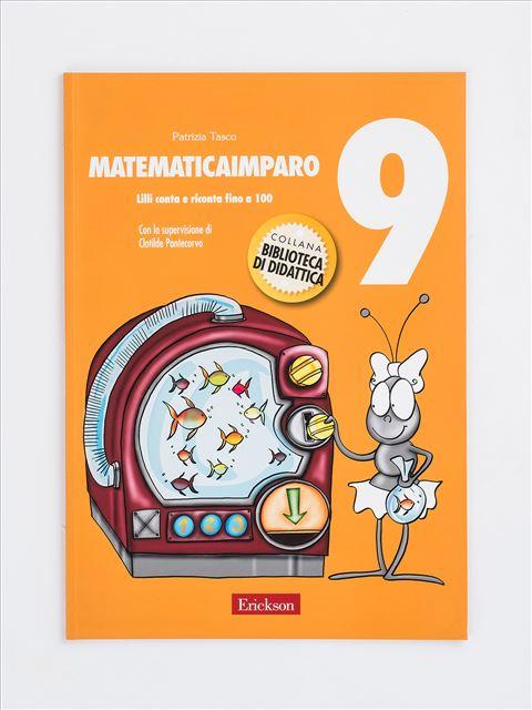 MatematicaImparo 9 - Sintattica del numero - Erickson