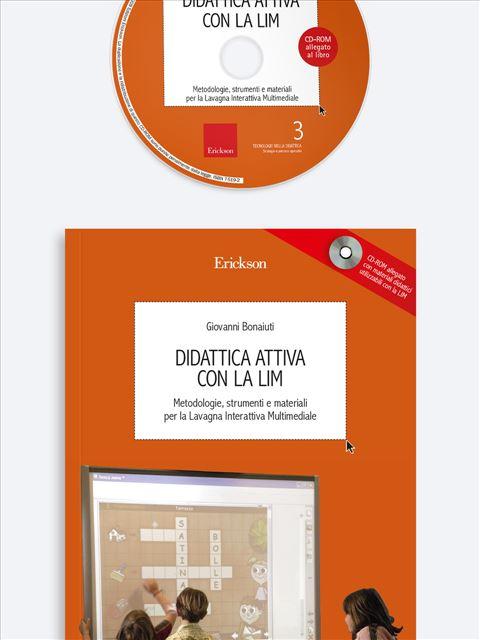 Didattica attiva con la LIM - Possedere competenze digitali - Erickson