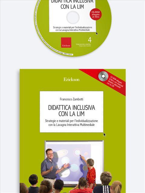Didattica inclusiva con la LIM - Informatica - Erickson