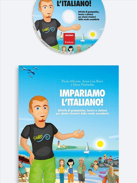 Impariamo l'Italiano! - Italiano L2 - Erickson 2