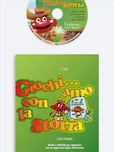 Giochi... amo con la storia - Scuola primaria - App e software per Scuola, Autismo, Dislessia e DSA - Erickson 3