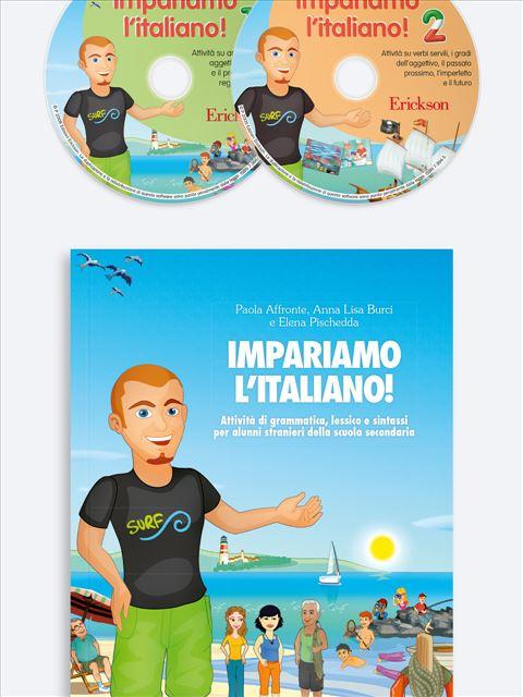 Impariamo l'Italiano! - Italiano L2 - Erickson 3