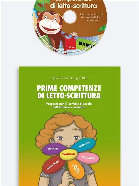 Prime competenze di letto-scrittura - Libri - App e software - Erickson 7