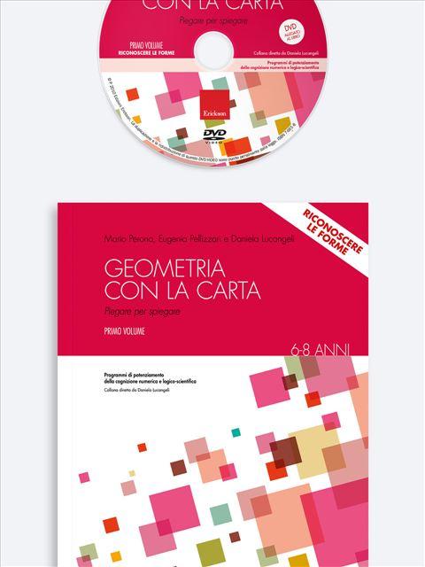 Geometria con la carta - Volume 1 - Geometria - Erickson