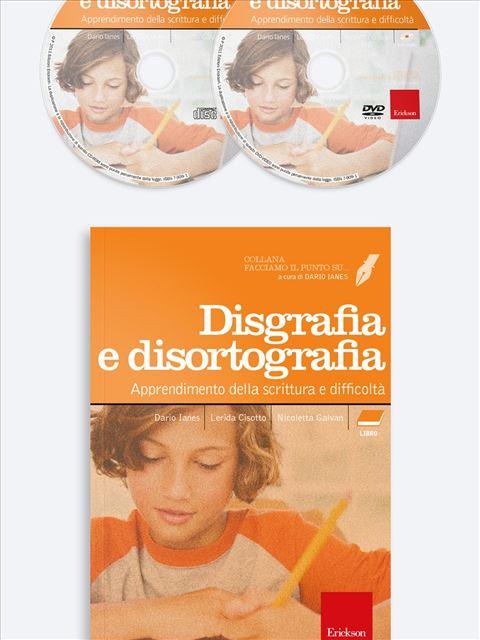 Facciamo il punto su... Disgrafia e disortografia - Search - Erickson