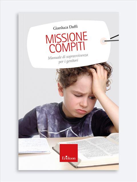 Missione compiti - Abilità / metodo di studio - Erickson