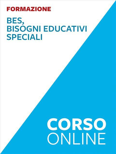 BES, Bisogni Educativi Speciali e inclusione - Formazione per docenti, educatori, assistenti sociali, psicologi - Erickson