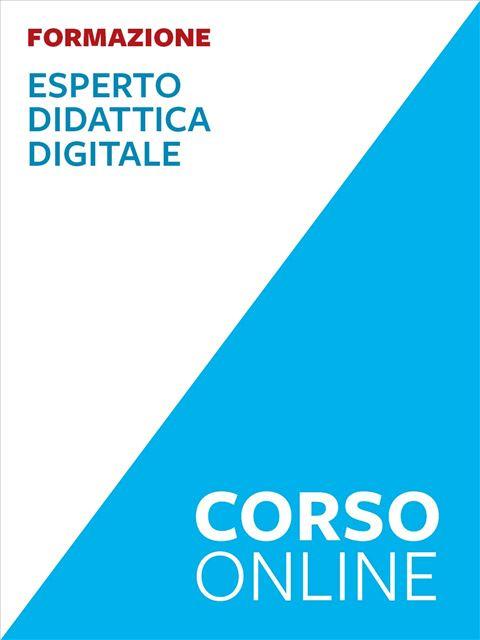 Esperto in didattica col digitale - corso - Corsi online - Erickson