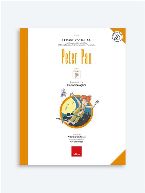I Classici con la CAA - Peter Pan - Giornata Mondiale Autismo | Il coronavirus spiegato ai bambini