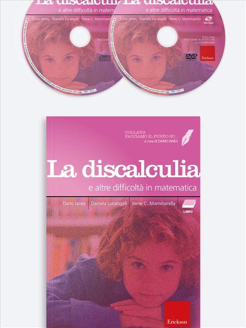 Facciamo il punto su... La discalculia - Irene Cristina Mammarella - Erickson