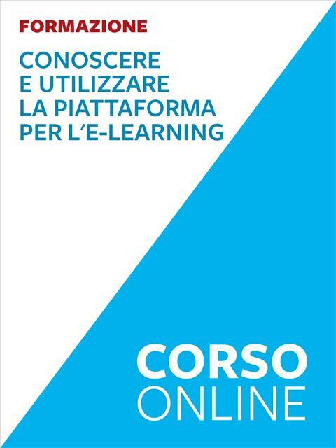 Conoscere e saper utilizzare la piattaforma per l'e-learning Moodle - Corsi online - Erickson
