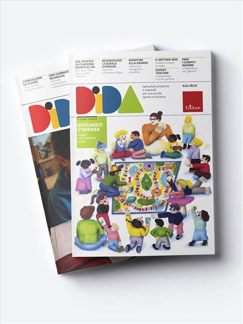 DIDA - Annata 2020-2021 - Riviste di didattica, logopedia, psicoterapia, anche digitali - Erickson