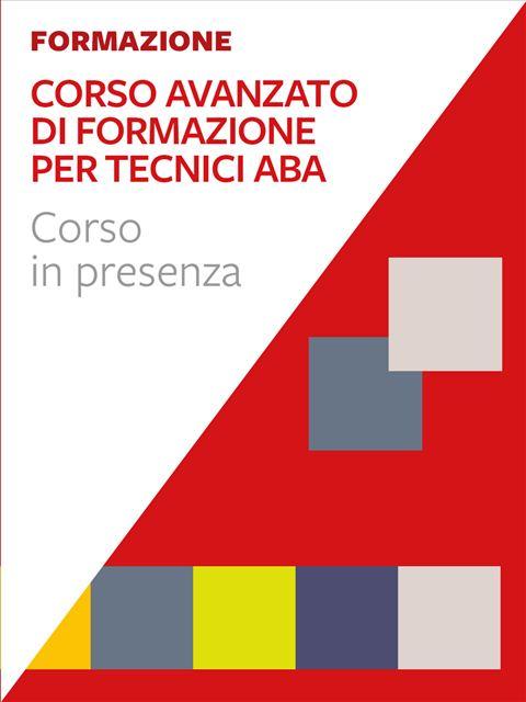 Tecnico ABA-VB - Corso Avanzato - Corsi in presenza - Erickson