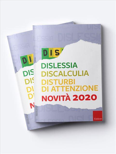 DIS - Dislessia, discalculia e disturbi di attenzione - Riviste di didattica, logopedia, psicoterapia, anche digitali - Erickson
