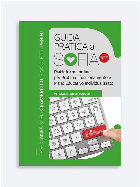 Guida pratica a SOFIA ICF Libro - Erickson Eshop